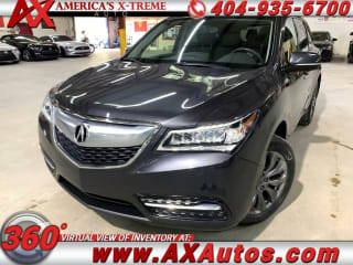 2014 Acura MDX SH-AWD w/Tech