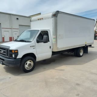 2013 Ford E-150 E-350 Super Duty 138 SRW