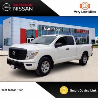2021 Nissan Titan S