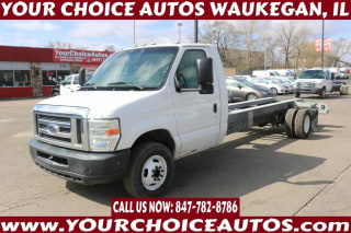 2011 Ford E-150 E 450 SD 2dr Commercial/Cutaway/Chassis 158 176 in. WB