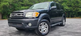2004 Toyota Sequoia Limited