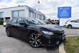 2019 Honda Civic Si w/Summer Tires