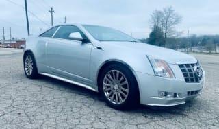 2012 Cadillac CTS 3.6L Performance