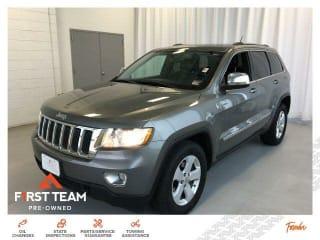 2012 Jeep Grand Cherokee Laredo X