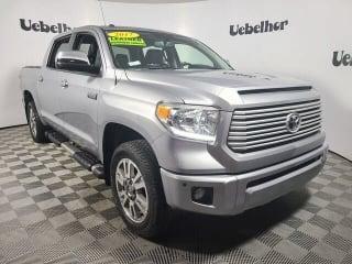 2017 Toyota Tundra Platinum