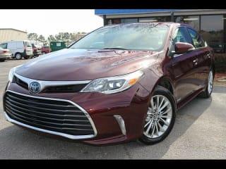 2018 Toyota Avalon Hybrid XLE Plus