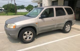 2001 Mazda Tribute DX-V6