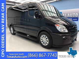 2011 Mercedes-Benz Sprinter Passenger 2500