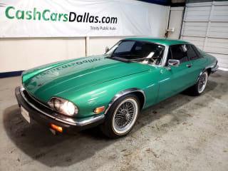 1983 Jaguar XJ XJS