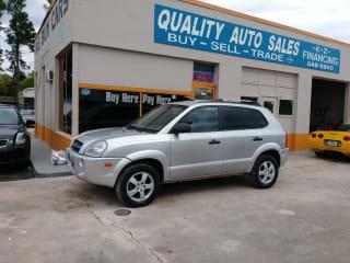 2008 Hyundai Tucson GLS