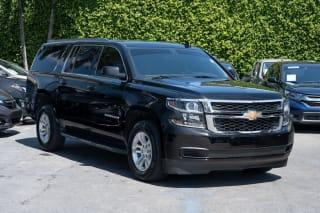 2018 Chevrolet Suburban LS 1500