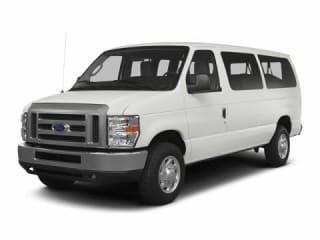 2014 Ford E-Series Wagon E-350 SD XLT