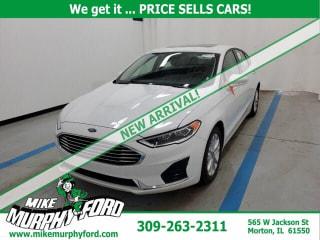 2020 Ford Fusion Hybrid SEL