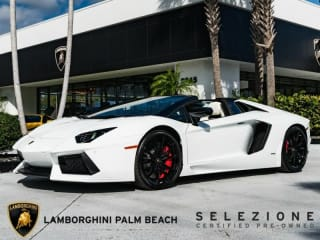 2014 Lamborghini Aventador LP 700-4