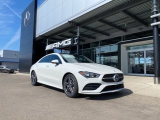 2021 Mercedes-Benz CLA CLA 250 4MATIC