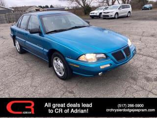 1995 Pontiac Grand Am