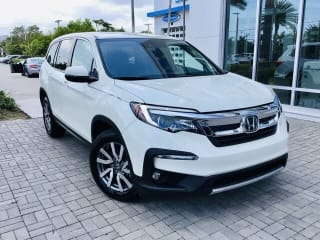 2019 Honda Pilot EX-L w/Navi w/RES