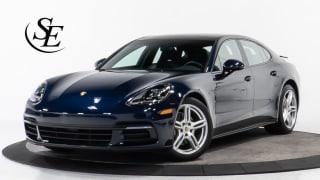 2020 Porsche Panamera 4 10 Year Edition