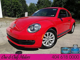2015 Volkswagen Beetle 1.8T Entry PZEV