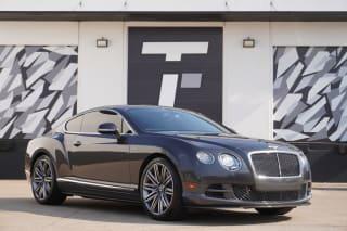 2015 Bentley Continental GT Speed GT Speed