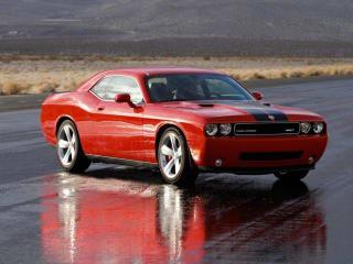 2009 Dodge Challenger SRT8