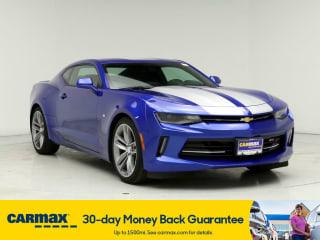 2017 Chevrolet Camaro LS