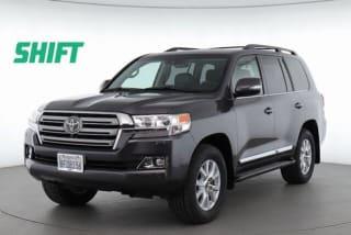 2018 Toyota Land Cruiser Base