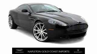 2011 Aston Martin DB9 Base