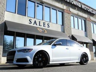 2018 Audi S6 4.0T quattro Premium Plus