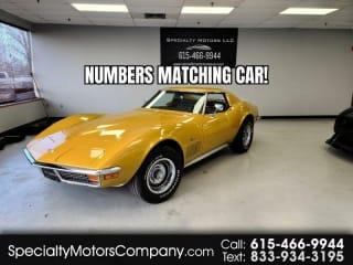 1972 Chevrolet Corvette 2dr Coupe