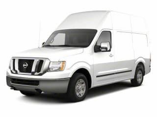2012 Nissan NV Cargo 2500 HD SV