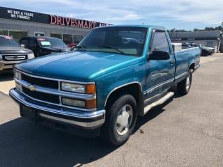 1997 Chevrolet C/K 1500 Series K1500 Silverado