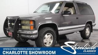 1993 Chevrolet Blazer Silverado