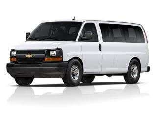 2014 Chevrolet Express Passenger LS 2500