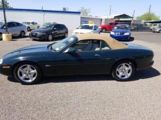 1999 Jaguar XK