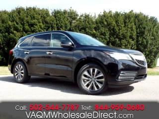 2015 Acura MDX SH-AWD w/Tech w/RES