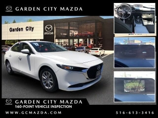 2019 Mazda Mazda3 Sedan Base