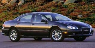 2000 Chrysler LHS Base