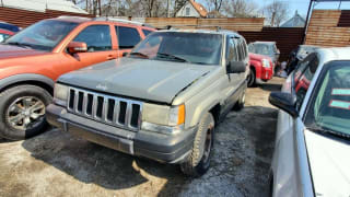 1997 Jeep Grand Cherokee TSi