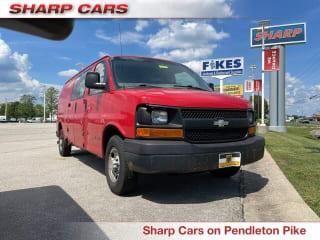 2003 Chevrolet Express Cargo 2500