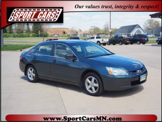 2004 Honda Accord EX w/Leather