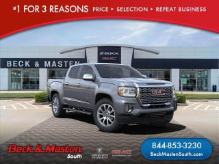 2021 GMC Canyon Denali