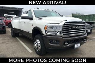 2021 Ram Pickup 3500 Laramie Longhorn