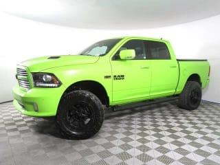 2017 Ram Pickup 1500 Sport