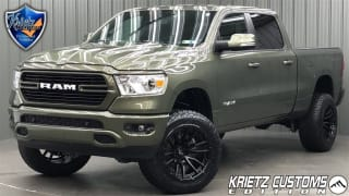 2021 Ram Pickup 1500 Big Horn