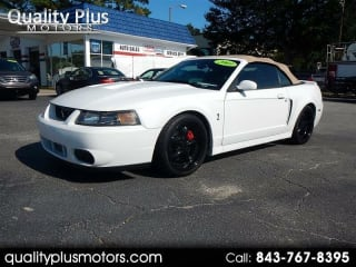 2003 Ford Mustang SVT Cobra Base