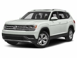 2018 Volkswagen Atlas 2.0T SE
