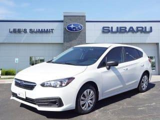 2021 Subaru Impreza Base