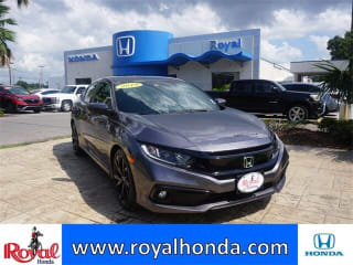 2019 Honda Civic Sport