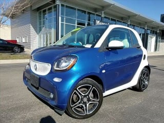 2017 Smart fortwo pure